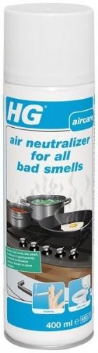 HG air neutralizer for all bad smells  400ml